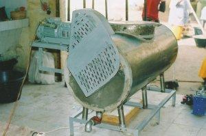 Équipement de production de savons